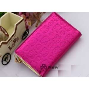 Sanrio Hello Kitty Funky Divas Medium Wallet Purse Pink