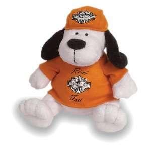 Kids Preferred Harley   Davidson Biker Club   Clutch Dog