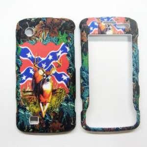 camo rebel LG SAMBA 8575 AX8575 phone cover hard case