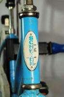 Vintage 1984 Schwinn Fair Lady Girls Muscle Bicycle Light Blue 20