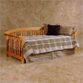 Hillsdale Dorchester Solid Wood Pine Finish w/Suspension Deck Daybed