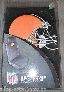 NFL NIB CAR SEAT COVER   CLEVELAND BROWNS 023245968447