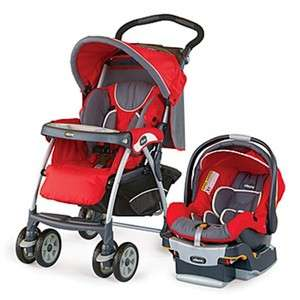 Chicco Cortina KeyFit 30 Travel System   Fuego Stroller 049796603378