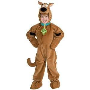 Scooby Doo Super Deluxe Child Costume Toys & Games