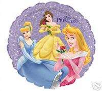 DISNEY Princess PURPLE (1) 18 Birthday Party Balloon