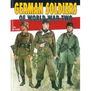 German Soldiers of World War Two (9782915239355) Jean