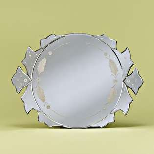 Venetian Gems Alodia Mirror Tray