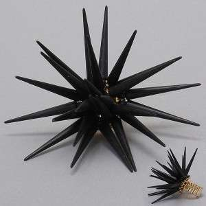 NEW RIHANNA Inspired Rings Punk Rock SPIKE Stretchable RING *Fast Free