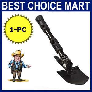 HAWK   Mini Folding Shovel and Pick Emergency Tools   TC810 |