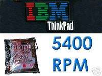 100GB Hard Drive for IBM Thinkpad T40 T41 T42 Laptop