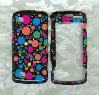 polka dot LG SAMBA 8575 AX8575 phone cover hard case