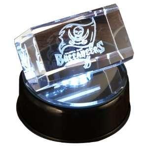 Tampa Bay Bucs Logo Cube with base
