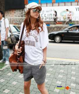 Women Fashion PU Leather Brown Sports Gym Crossbody Shoulder Bag New