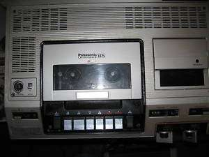 PANASONIC VHS OMNIVISION VIDEO RECORDER