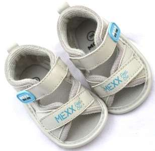 Gray New baby boy baseball crib walking shoes 2 3