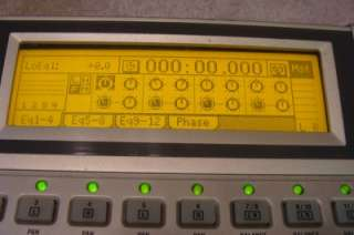 KORG D12 DIGITAL MULTI TRACK RECORDER STUDIO