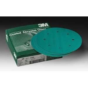 Stikit 8 80D Grit Dust Free Production Disc, (Box of 50) Automotive