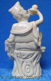Blanc De China White Porcelain Statue Jigong Buddha