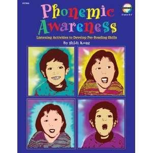 Phonemic Awareness, Grades K to 2 Listening Activities