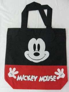 Mickey Mouse Hand Bag Tote Bag School Bag NEW