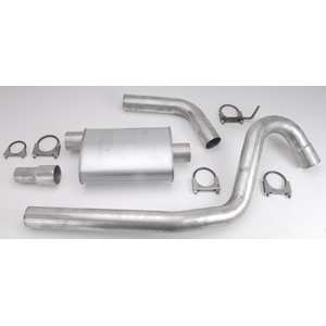 JEGS Performance Products 30494 Cat Back Single Exhaust