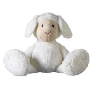 Happy Horse Animal Farm Sheep Plush Doll, Large Baby
