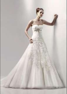 New Bridal Wedding Dress Size6 8 10 12 14 16 18 22+