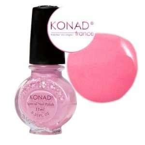 Stamping Nail Art Konadspecial Polish Pink Beauty