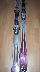 K2 t 9 X Alpine downhill skis marker M1100 bindings