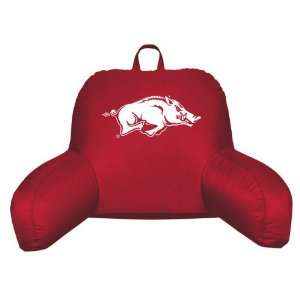 Bed Rest   Arkansas Razorbacks NCAA /Color Bright Red Size 19 X 12