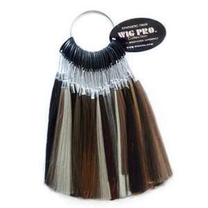 Wig Pro Synthetic Color Ring Beauty