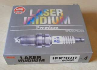 You are bidding on a new spark plug NGK IFR9H11, the one which is