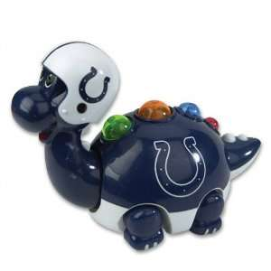 Colts Animated & Musical Team Dinosaur Toy Home & Kitchen