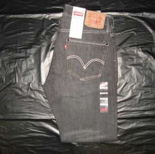 Levis Mens 527 Boot Cut Smoked Grey Jeans #0030