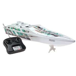 42 inch Tiger Boat Remote Control Toy Toys & Games