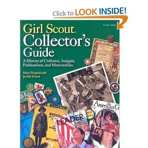 Girl Scout Collectors Guide A History of Uniforms