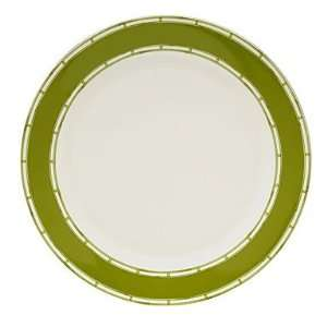 Royal Doulton Bamboo Collection, Charger Plate   Green 12