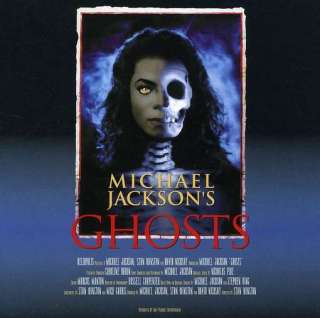 Michael Jackson   Ghosts (2001, NEW IMPORTED CD/VCD)