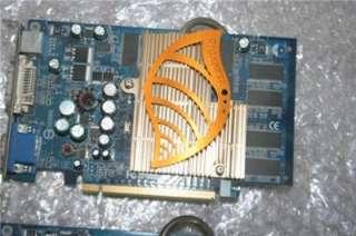 GIGABYTE GV NX66256DP DDR PCI EXPRESS GRAPHICS CARD