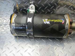 CBR1000RR CBR 1000 RR 2008 TWO BROTHERS RACING EXHAUST MUFFLER SLIP ON