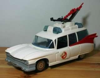 ECO 1 w/ op Chair, Claw & Sickers ambulance hearse car 80s oy