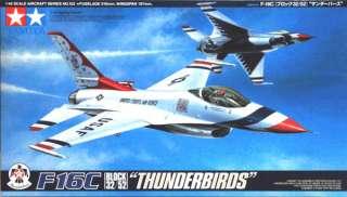 Tamiya 61102 F 16C THUNDERBIRDS 1/48 scale kit