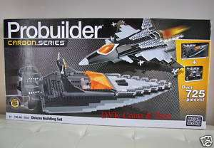 MEGA BLOKS PROBUILDER SPEED BOAT FIGHTER JET 3272 3269
