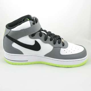 100 WOMENS NIKE AIR FORCE 1 MID 07 SIZE 8.5 GIRLS SIZE 7Y NEW |