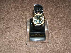 BRAND NEW ELVIS PRESLEY CARDINAL WRIST WATCH