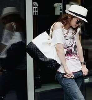 NEW KOREAN STYLE LADY Hobo CASUAL PARTY SHOULDER BAG HANDBAG in 2
