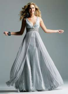 Gray/Black Wedding Dress Bridesmaid Evening Gown prom