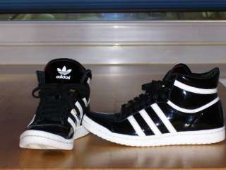 Adidas Top Ten Hi Sleek schwarz in Berlin   Wilmersdorf  Schuhe Damen