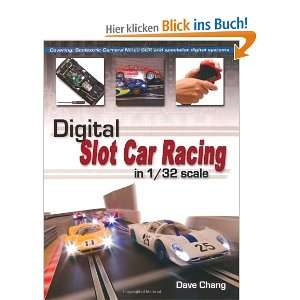 Digital Slot Car Racing in 1/32 Scale Covering Scalextric, Carrera