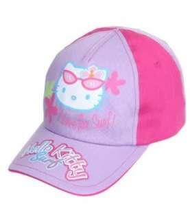 Hello Kitty Cap lila  Bekleidung